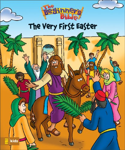 9780310718178: The Very First Easter (The Beginner's Bible)