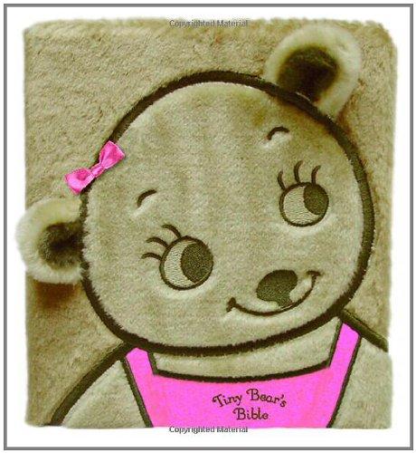 9780310718185: Tiny Bear's Bible (Furry Bible Stories)