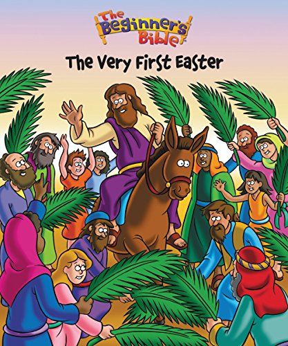 9780310718277: The Beginner's Bible The Very First Easter