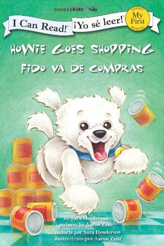 9780310718741: Howie Goes Shopping/Fido va de compras (I Can Read! / Howie Series / ¡Yo sé leer! / Serie: Fido)