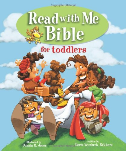 Read with Me Bible for Toddlers: Rikkers, Doris