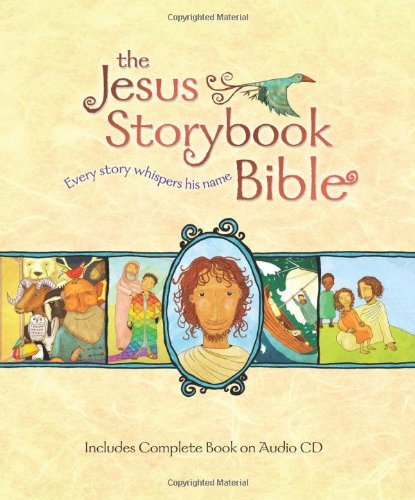 9780310718789: The Jesus Storybook Bible: Every Story Whispers His Name