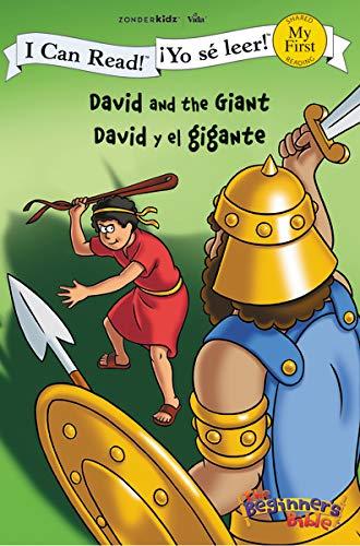 9780310718901: David and the Giant / David y el gigante