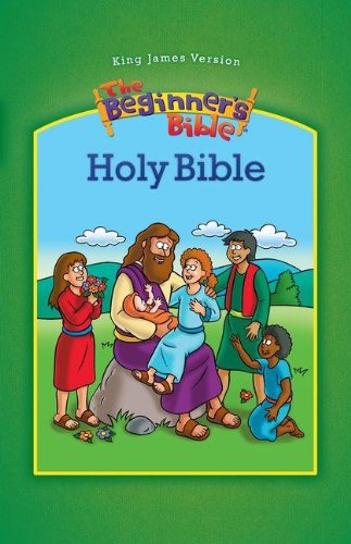 9780310719311: KJV The Beginner's Bible Holy Bible, Large Print, Hardcover
