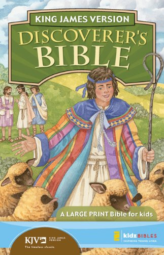 9780310719342: King James Version Discoverer's Bible