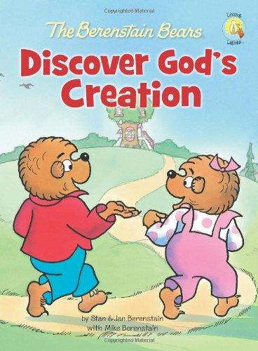 9780310719366: The Berenstain Bears Discover God's Creation (Berenstain Bears/Living Lights)