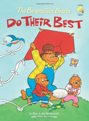 9780310719373: The Berenstain Bears Do Their Best (Berenstain Bears/Living Lights)