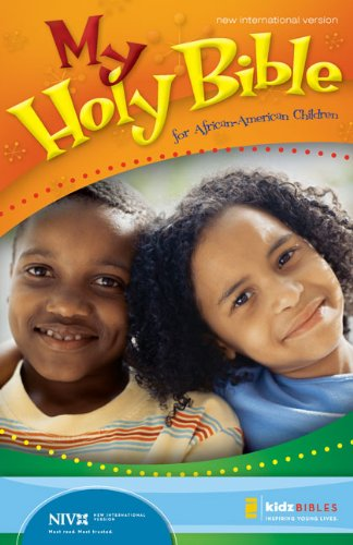 9780310719649: NIV, My Holy Bible for African-American Children, Large Print, Hardcover