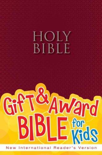 9780310719779: NIrV, Gift and Award Bible, Paperback, Burgundy