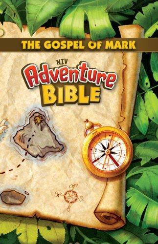 9780310720195: Adventure Bible-NIV-Gospel of Mark