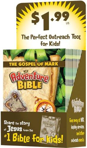 Adventure Bible: The Gospel of Mark, NIV: Lawrence O. Richards