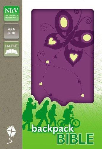 9780310720409: NIrV: Backpack Bible