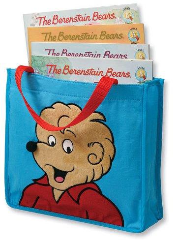 9780310720966: Berenstain Bears Tote Brother Bear Medium