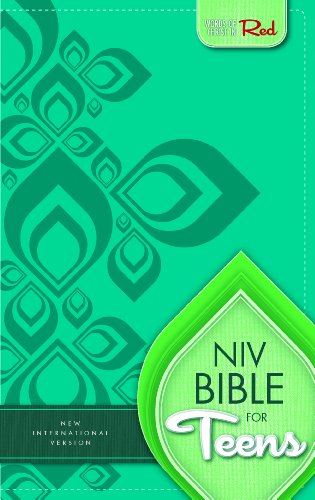 9780310721079: NIV Bible for Teens