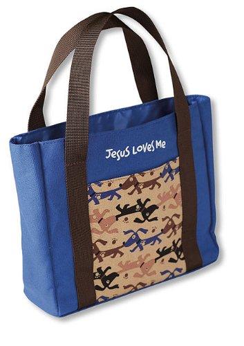 9780310721147: My First Church Bag Puppies Medium