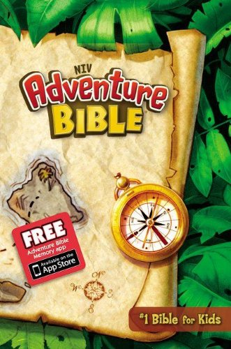 9780310721970: Adventure Bible, NIV