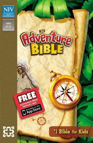 9780310721987: Adventure Bible, NIV
