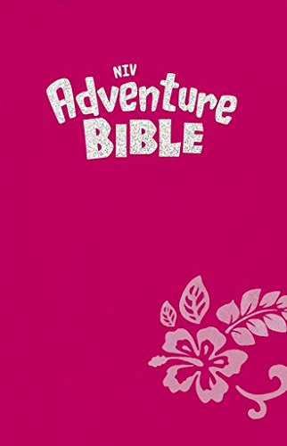 9780310721994: Adventure Bible: New International Version, Tropical Pink Leather-Look