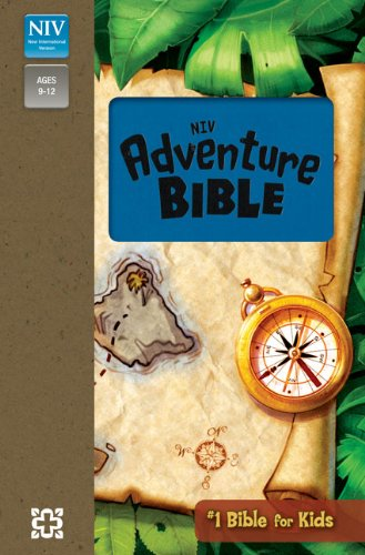 9780310722007: Adventure Bible, NIV