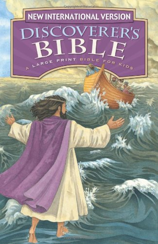 9780310722359: NIV, Discoverer's Bible: Revised Edition, Large Print, Hardcover