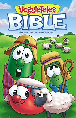 9780310722540: NIrV, The VeggieTales Bible, Hardcover (Big Idea Books)