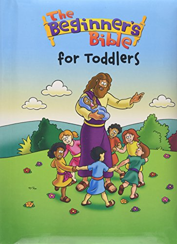 9780310722724: Beginner's Bible for Toddlers (The Beginner's Bible)