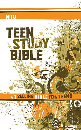 9780310722731: NIV Teen Study Bible