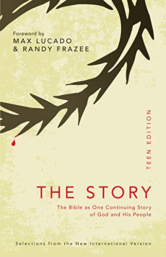 9780310722809: The Story: The Bible as One Continuing Story of God and His People