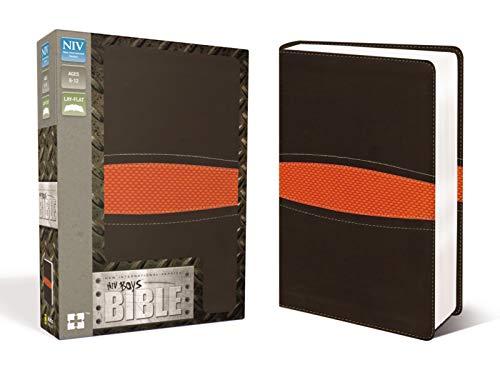 Boys Bible-NIV (Imitation Leather): Zondervan Publishing