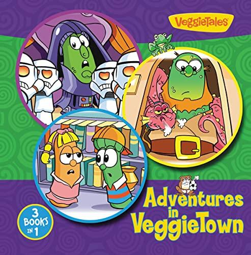 9780310723516: Adventures in VeggieTown (Big Idea Books / VeggieTales)