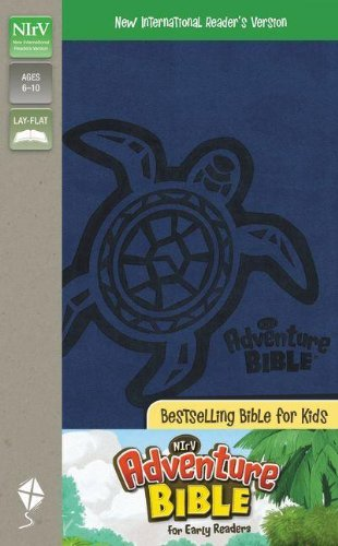 9780310723554: Adventure Bible for Early Readers, NIrV