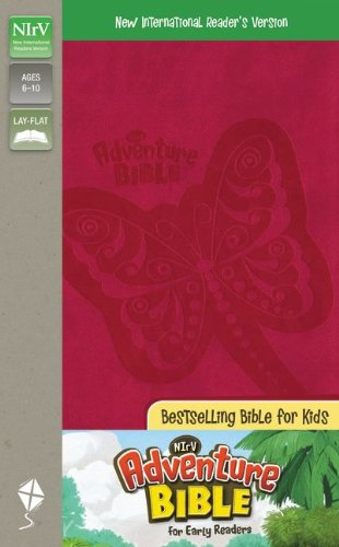 9780310723561: NIrV Adventure Bible for Early Readers