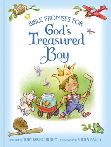 9780310723684: Bible Promises for God's Treasured Boy (Bible Promises (Zondervan))