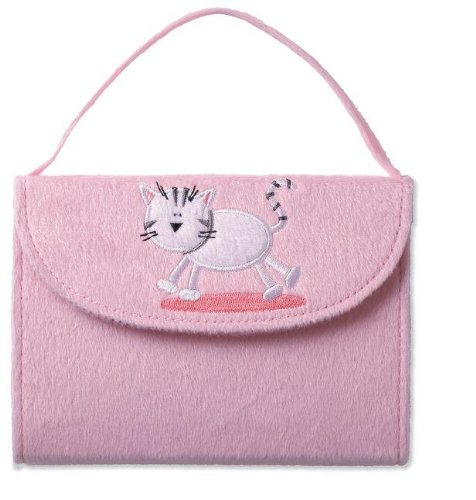 9780310724186: NIrV, My Little Purse Bible, Hardcover, Pink