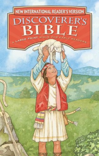 9780310725503: NIrV, Discoverer's Bible for Early Readers: Revised Edition, Hardcover