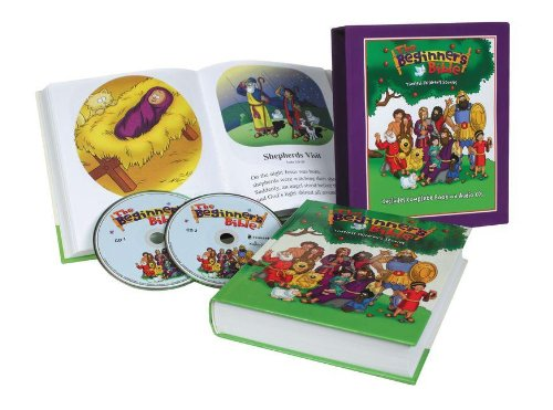 9780310725886: The Beginner's Bible Deluxe Edition: Timeless Children's Stories; With CDs