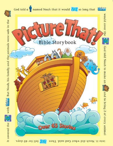 9780310725909: Picture That!: Bible Storybook