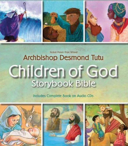 9780310725923: Children of God Storybook Bible Deluxe Edition