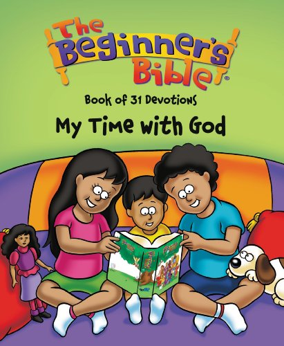 9780310726012: The Beginner's Bible Book of 31 Devotions: My Time with God