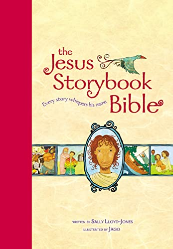 9780310726050: The Jesus Storybook Bible: Every Story Whispers His Name