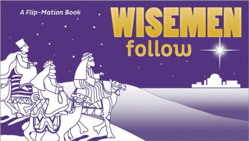 9780310726876: Wisemen Follow (Flip Book Series)