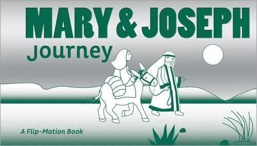 9780310726890: Mary and Joseph Journey (Flip Book Series)
