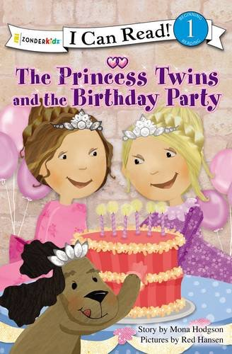9780310727071: The Princess Twins and the Birthday Party (I Can Read! / Princess Twins Series)