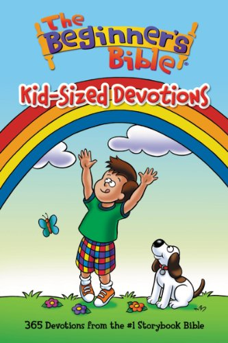 9780310728122: The Beginner's Bible: Kid-Sized Devotions