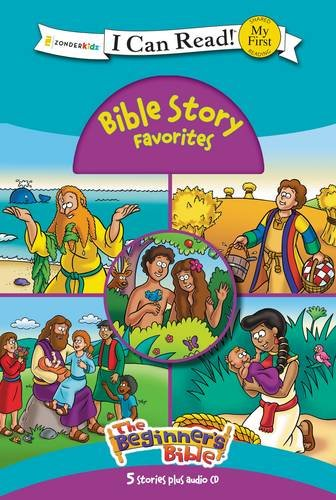9780310728290: The Beginner's Bible Bible Story Favorites (I Can Read! / The Beginner's Bible)