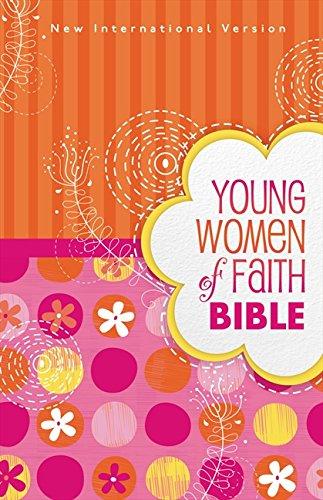 9780310730866: NIV, Young Women of Faith Bible, Hardcover