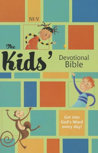 9780310731993: NIrV, The Kids Devotional Bible, Paperback