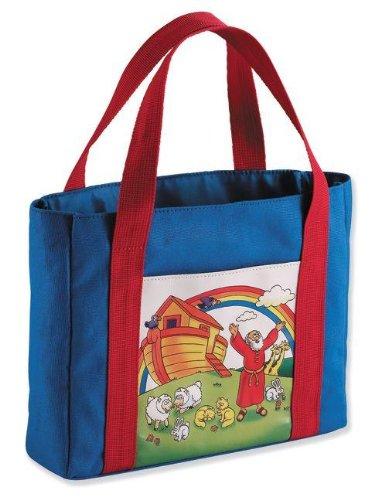 9780310734161: My First Church Bag Noah's Ark Medium (The Beginner's Bible)
