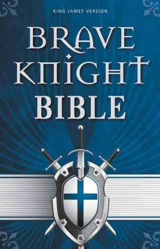 9780310735793: KJV, Brave Knight Bible, Hardcover