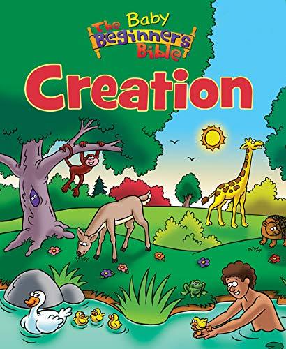 9780310736332: The Baby Beginner's Bible Creation (The Beginner's Bible)
